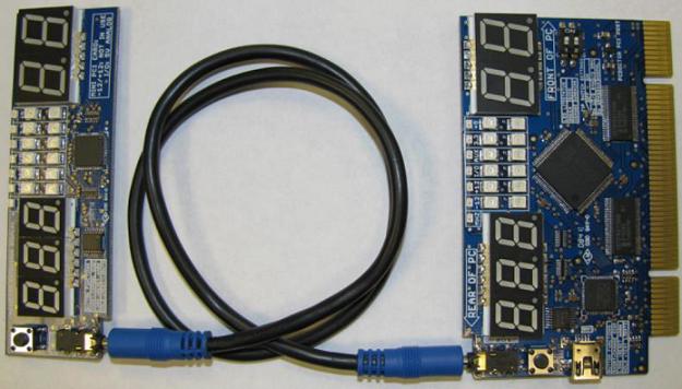 Knowledge Base - PC-Doctor PCI & Mini PCI POST Cards