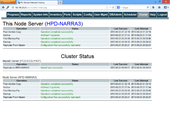 Network Factory Server - Cluster Management