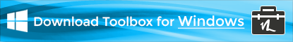 Toolbox for Windows Download